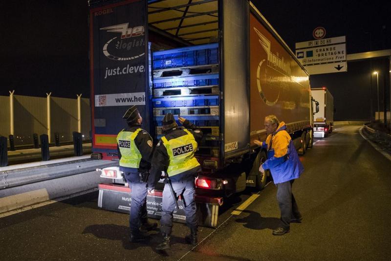 Recordjaar Eurotunnel ondanks vluchtelingen