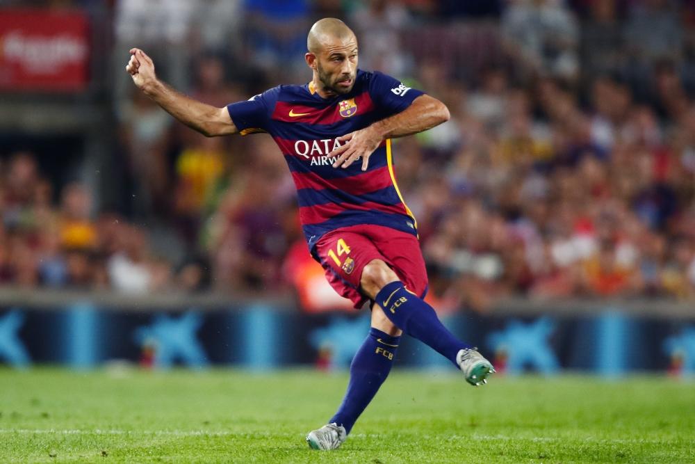 Barca-speler Mascherano veroordeeld tot jaar cel (Pro Shots / Bagu Blanco)