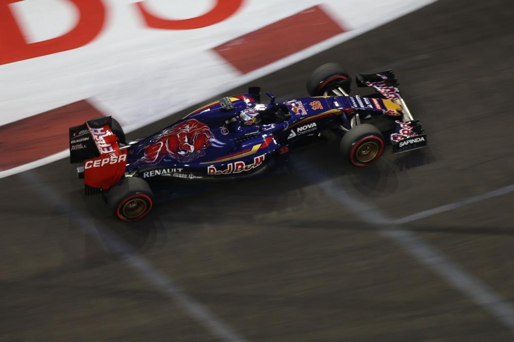 """Toro Rosso herhaalt: """"Geen 2016-motor voor Verstappen"""" (Pro Shots / Zuma Sports Wire)"""