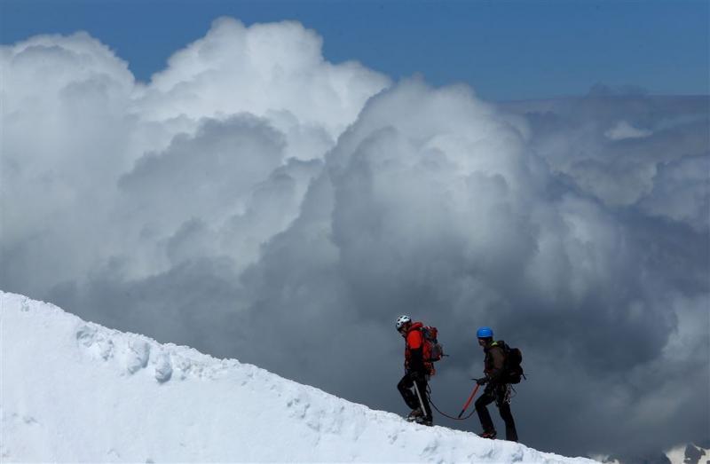 Google Maps brengt Mont Blanc in kaart