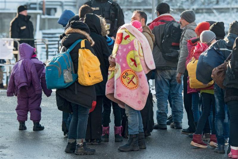 'Beperk vluchtelingeninstroom Duitsland'