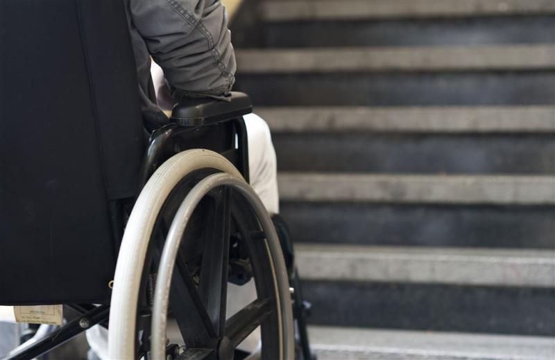Alle gebouwen toegankelijk voor gehandicapten