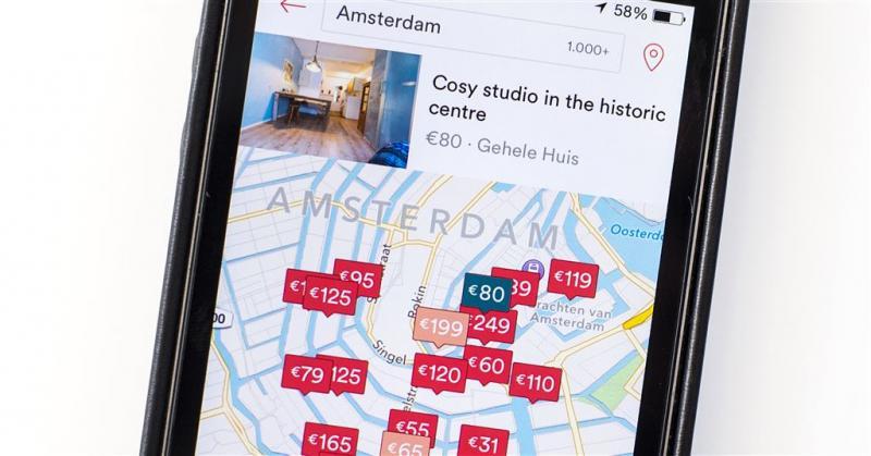 GroenLinks wil Airbnb aan banden leggen