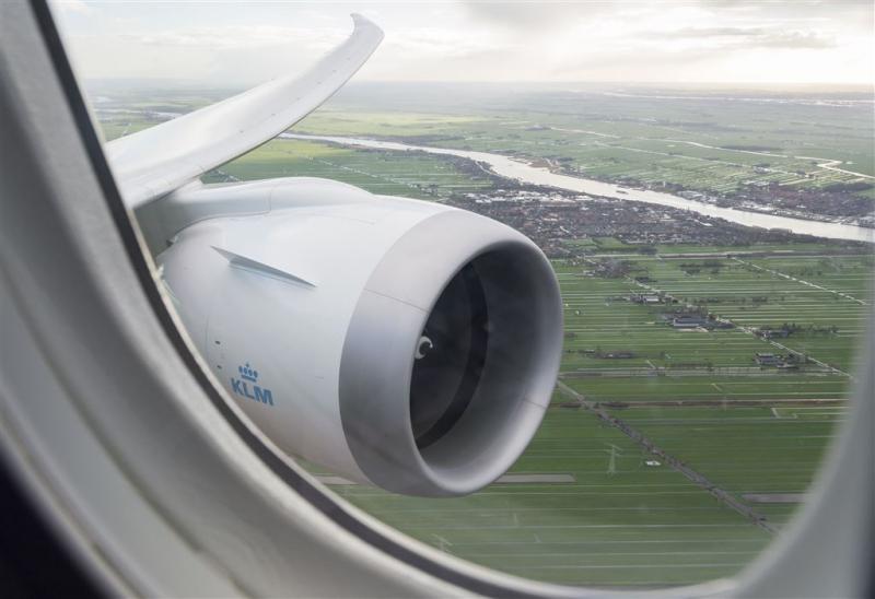 'Passagier wil deur openen op KLM-vlucht'