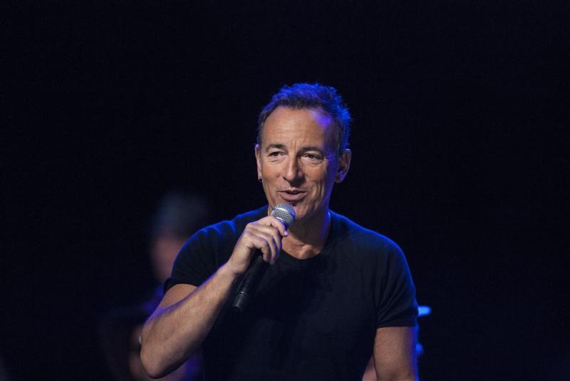 Springsteen cancelt concert om sneeuw