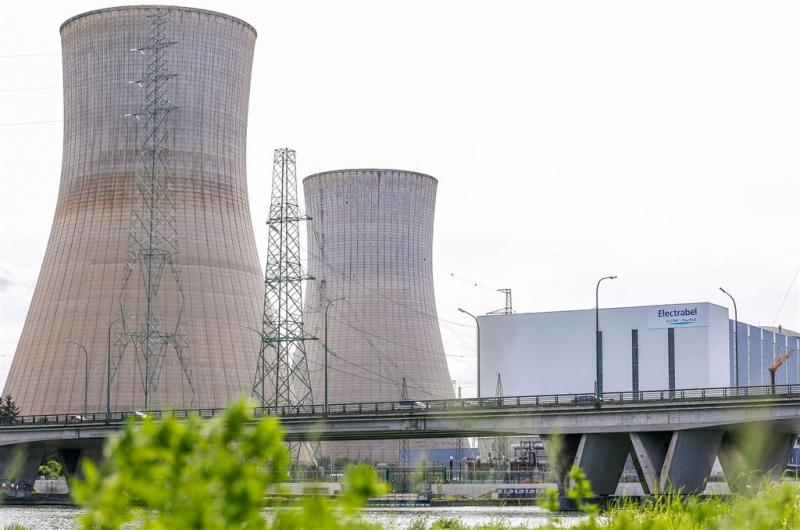 Belgische reactor Tihange 'staat zachtjes'