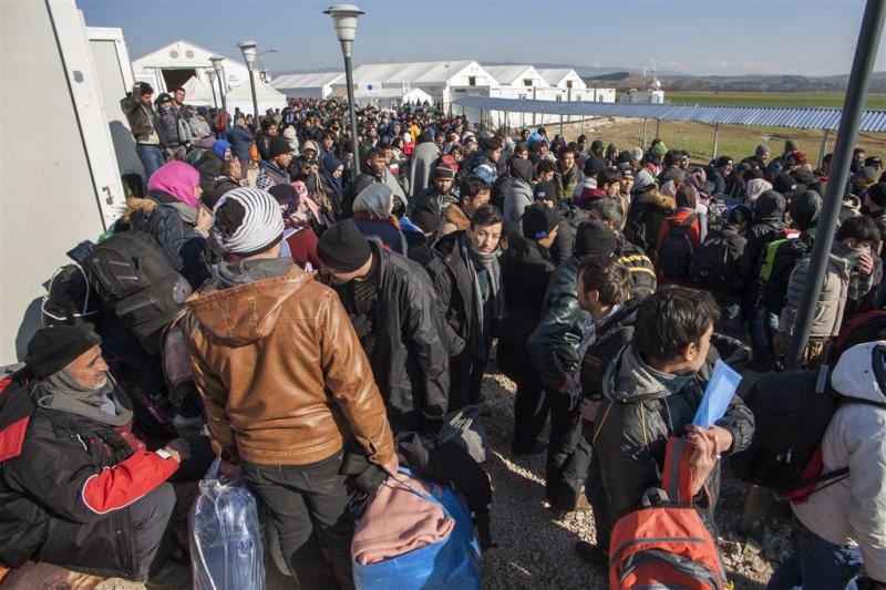 'EU wil grensbewaking Macedonië'