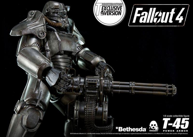 Fok Nl Nieuws Power Armor Beeldje Fallout 4 Is