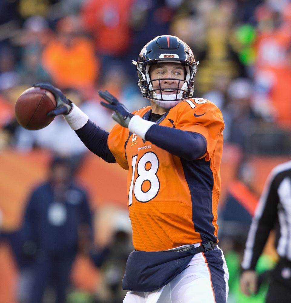 Manning won de slag tussen de grote sterren (Pro Shots / Zuma Sports Wire)