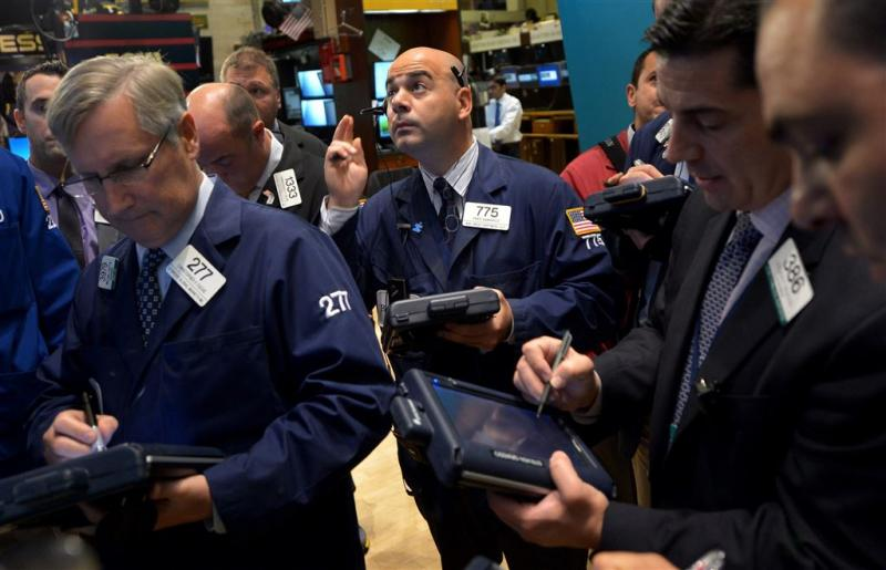 Olie duurder en Apple onderuit op Wall Street