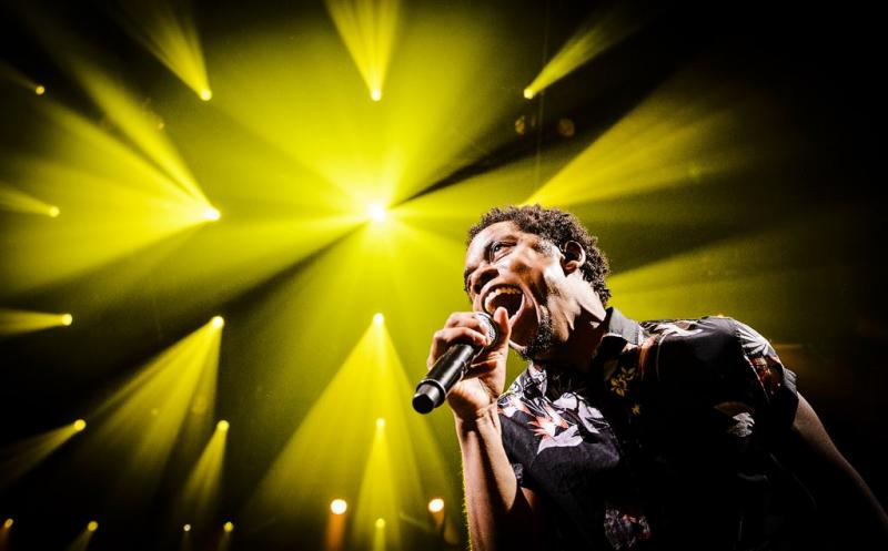 Paaspop strikt ook Typhoon en Kenny B