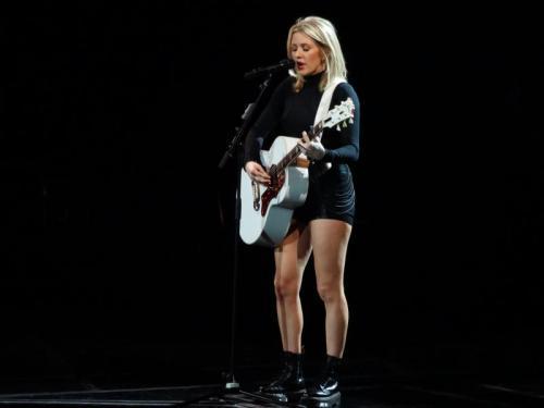 Ellie Goulding Ziggo Dome (Foto: LittleMissGiggles)