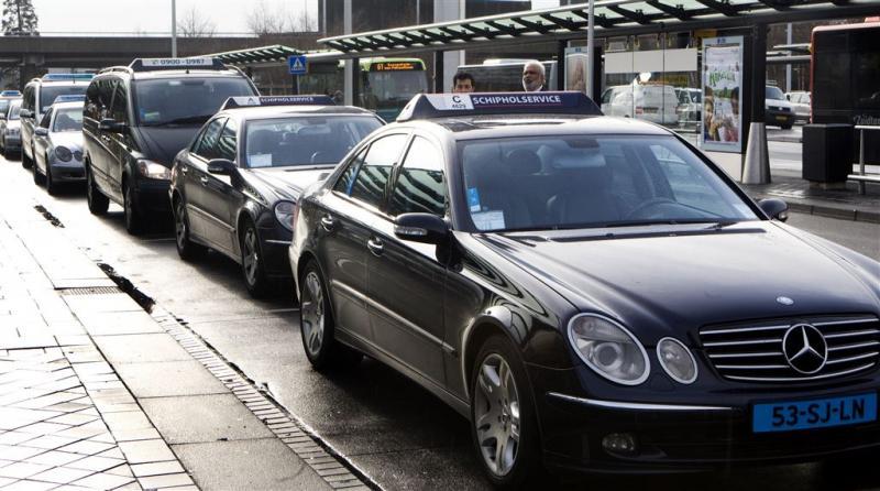 Overvallen op taxichauffeurs flink gedaald