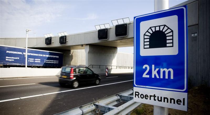 Tunnels A73 dicht door storing