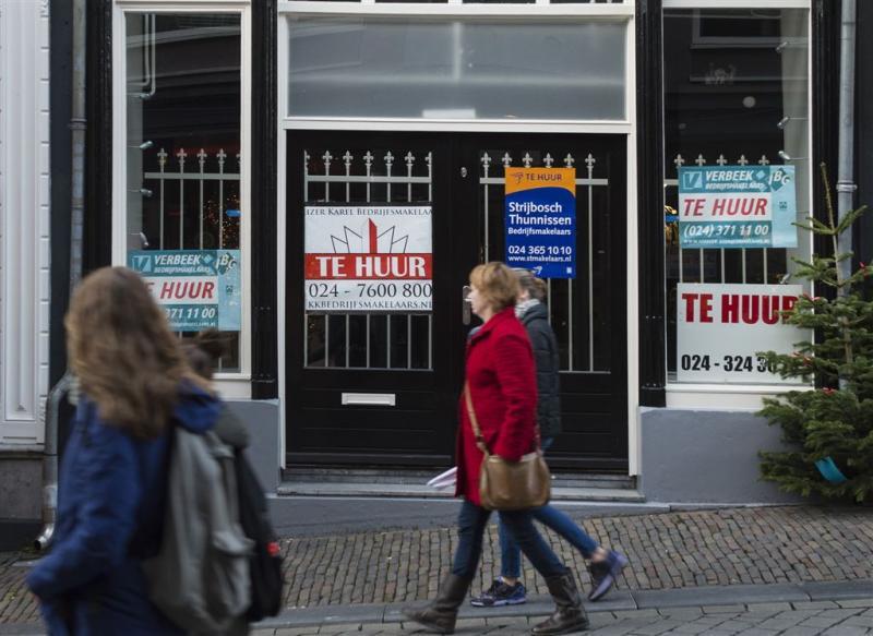 'Winkelleegstand blijft oplopen'