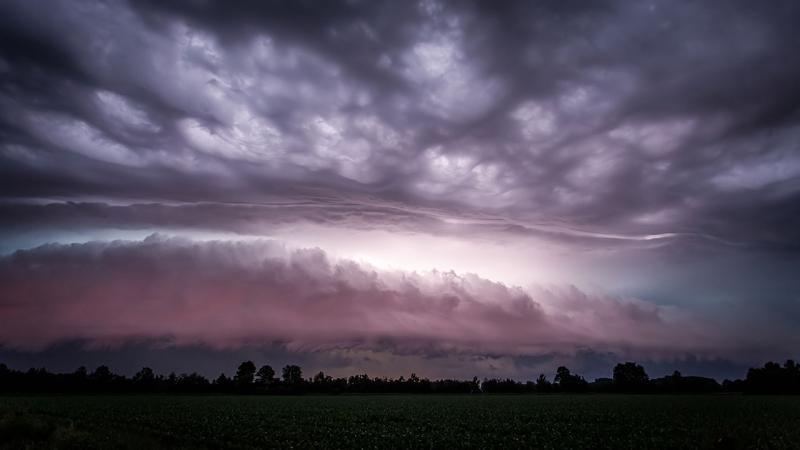 prachtige lucht  (Foto: koelkastje)