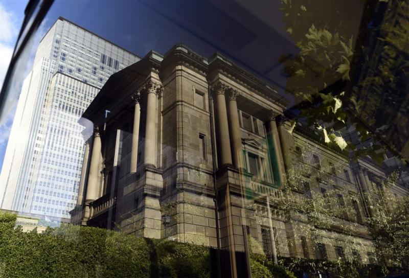 Japan voert negatieve rente in