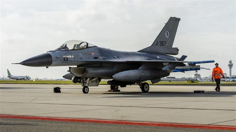Nederland gaat IS bombarderen in Syrië