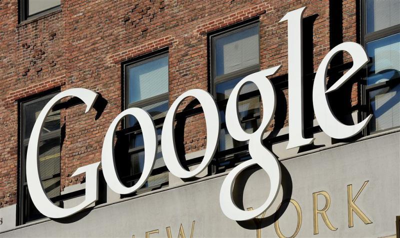 Moederbedrijf Google ziet omzet fors stijgen