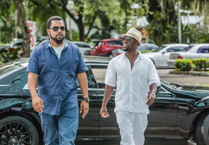 Ride Along 2: Ice Cube en Kevin Hart