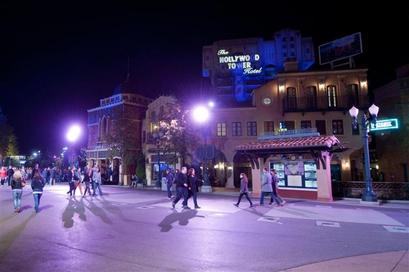 Celstraf voor gewapende Disneybezoeker
