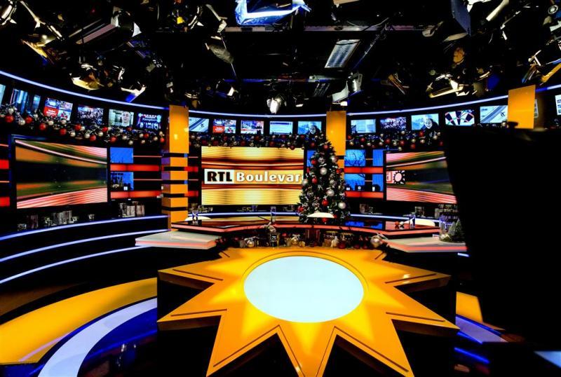 Studio RTL Boulevard naar Leidseplein