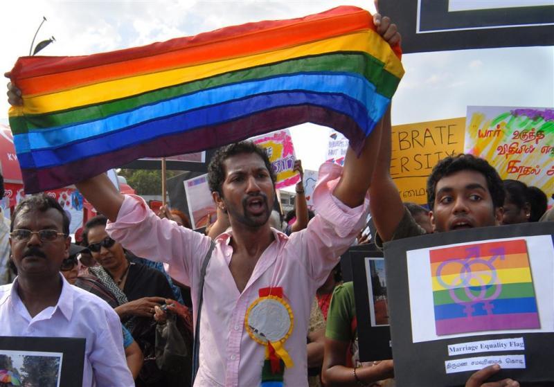 Hof India weegt verbod op homoseks