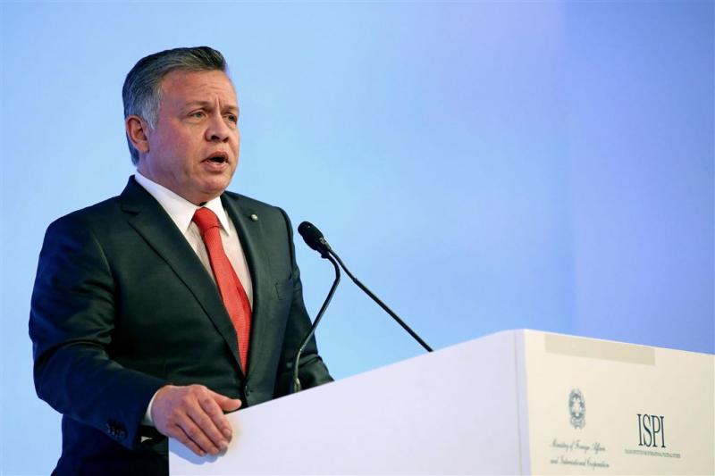 'Jordanië kan niet meer vluchtelingen aan'