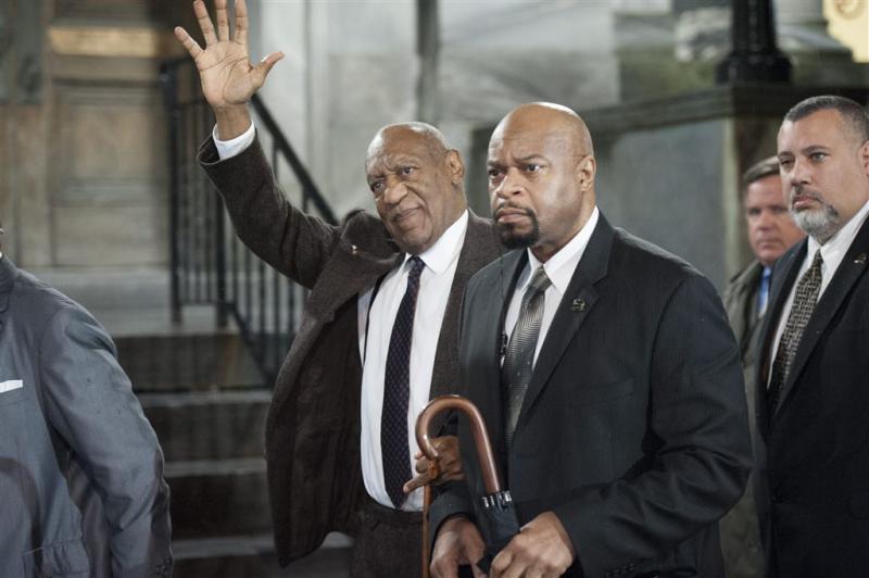 Strafzaak tegen Bill Cosby kan van start
