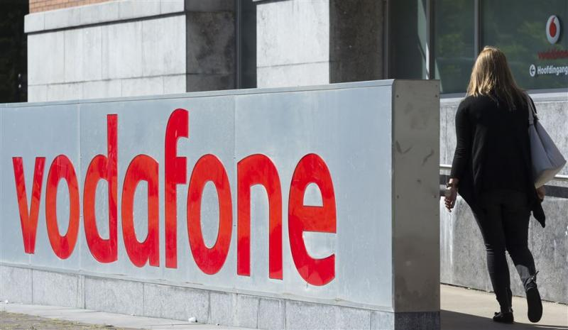 Vodafone Nederland verliest mobiele klanten