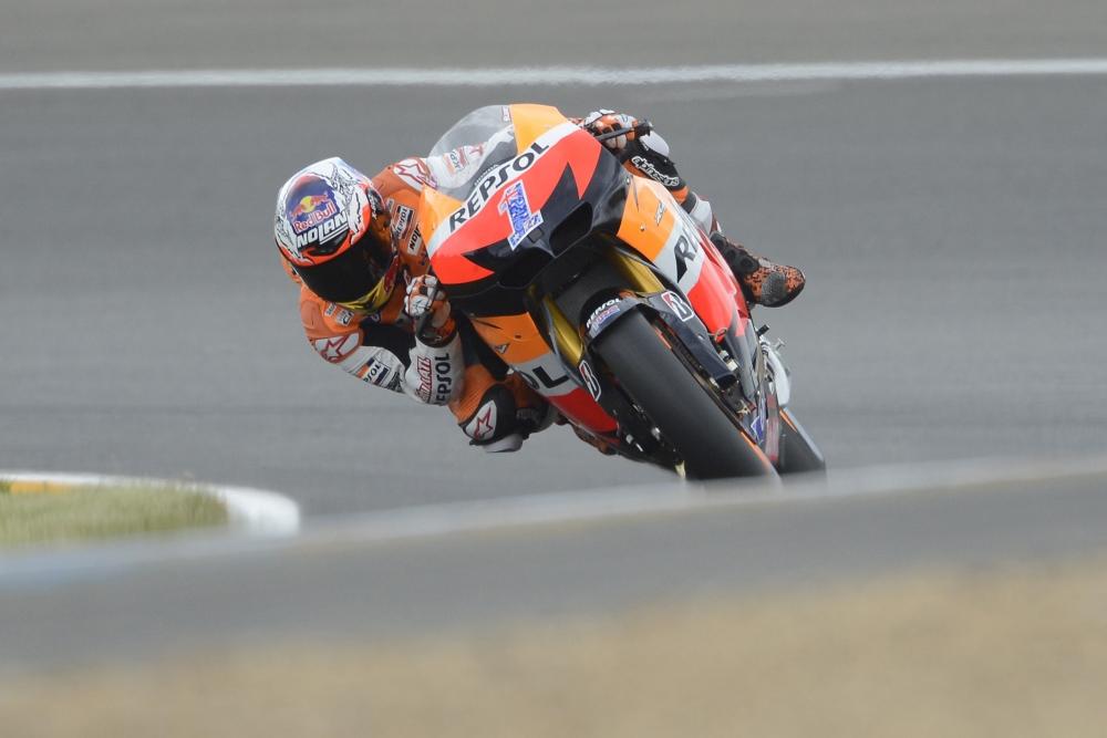 """Rossi: """"Ik denk dat Stoner wil gaan racen"""" (Pro Shots / Dppi)"""