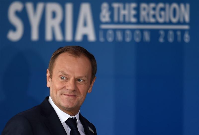 Europa belooft 3 miljard op Syrië-conferentie