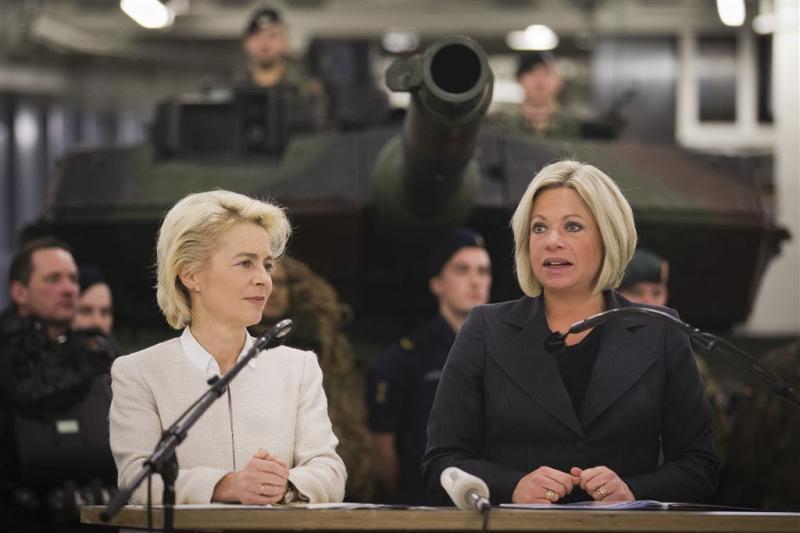 'Nederlands-Duitse samenwerking voorbeeld EU'