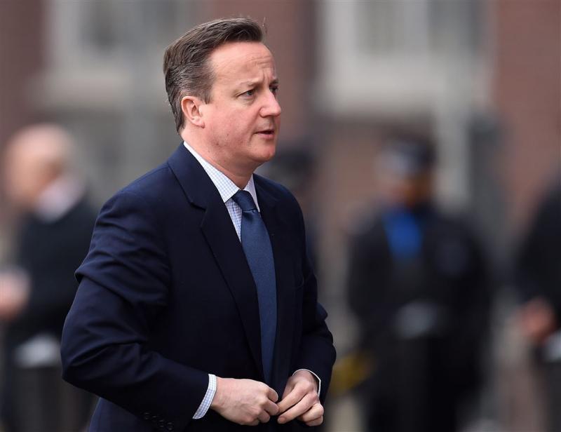 Cameron: onderwijs voor Syrische kinderen
