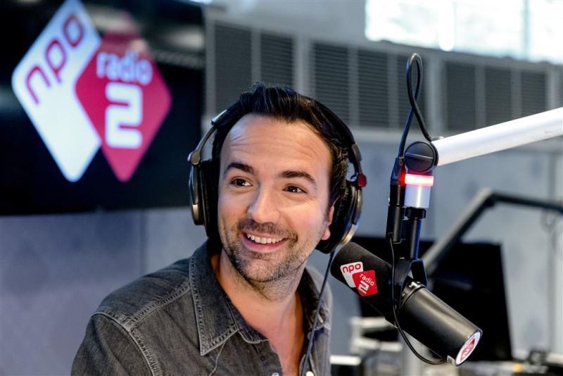 Gerard Ekdom de grens over voor radioshow