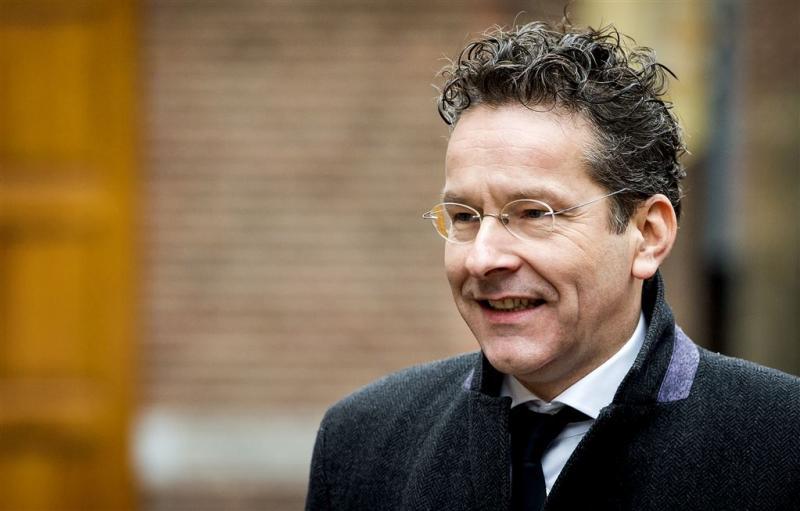 Dijsselbloem wil meer openheid Eurogroep