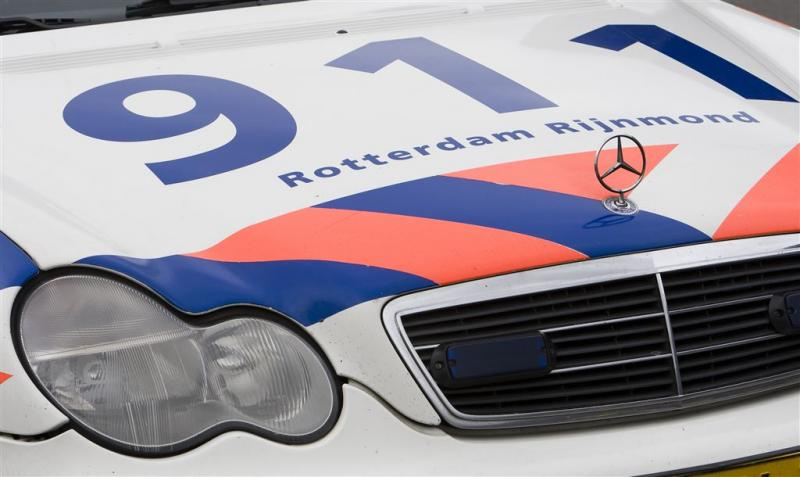 Man doodgeschoten in Rotterdam