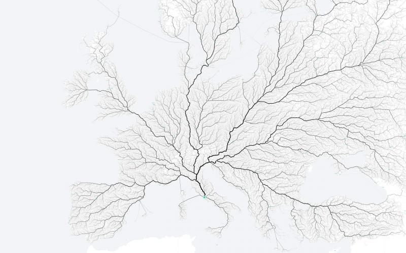 Alle wegen leiden naar rome