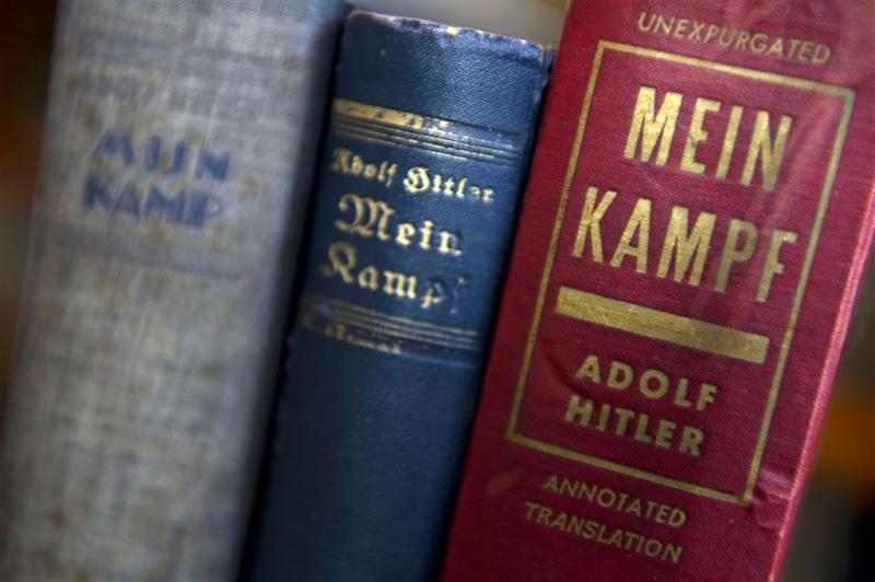 OM blijft verkoop Mein Kampf aanvechten