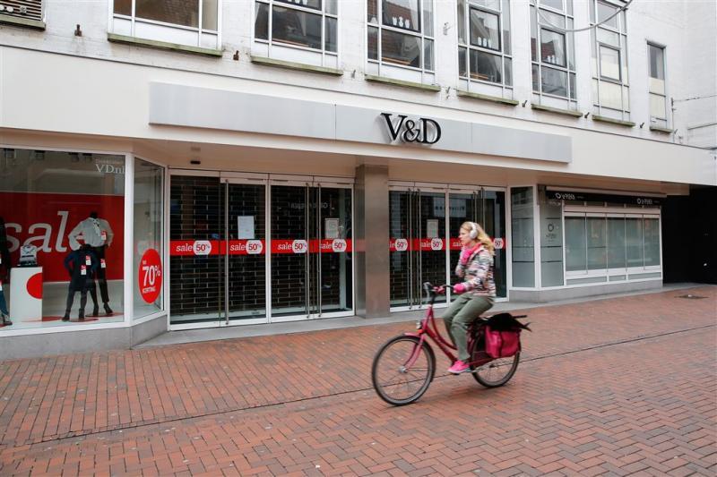 Gesprekken over doorstart V&D 'in eindfase'