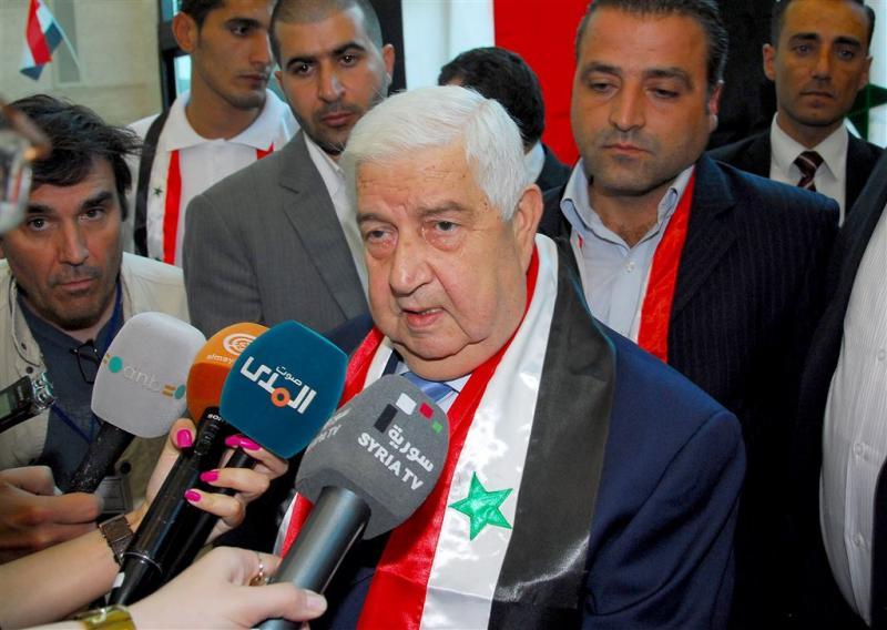 Syrië waarschuwt Saudi's