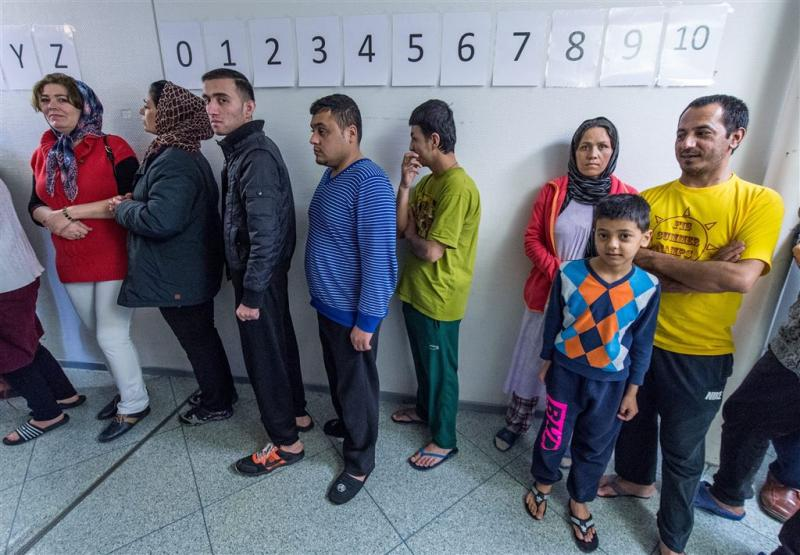 'Veel vluchtelingen geen recht op asiel'