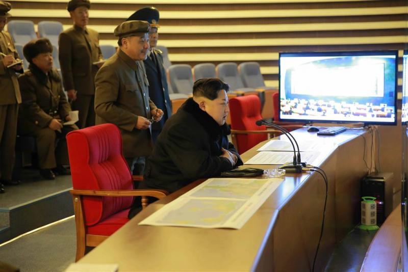 Noord-Korea gaat door met testen