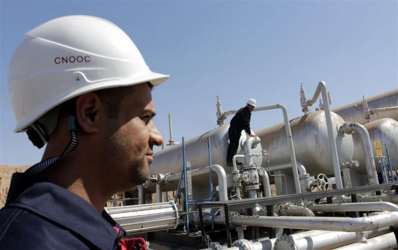 'Olie komende jaren 40 à 60 dollar per vat'