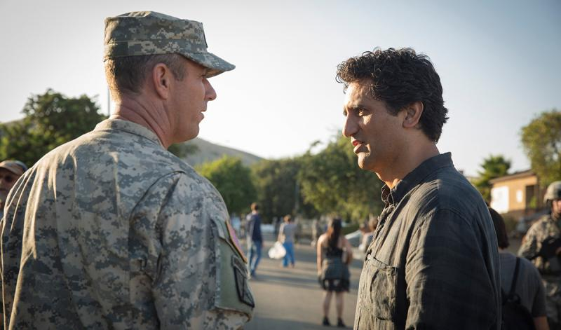 Fear the Walking Dead: Cliff Curtis