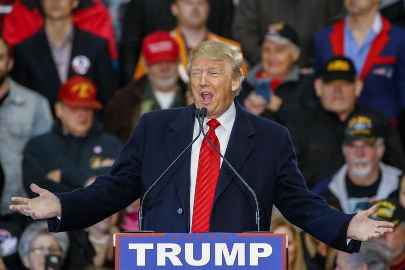 Trump heeft ook geen toestemming van Stones