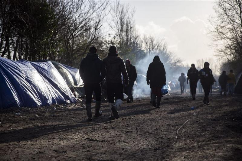 Frankrijk gaat asielkamp Calais inkrimpen