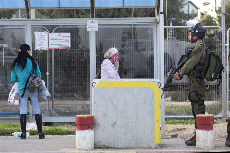 Palestijnse tiener gedood na steekincident