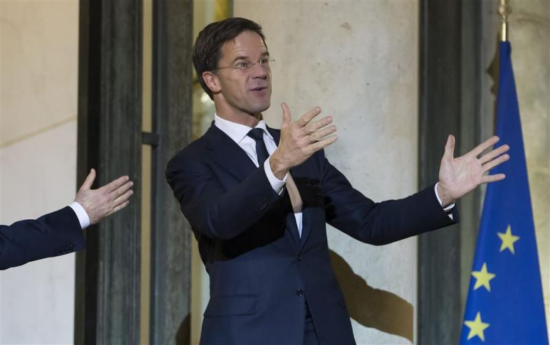 VVD wint zetels door 'conference' Rutte (Foto: ANP)