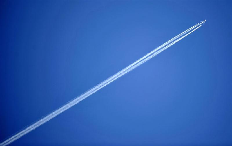 Nederlander draait door in vliegtuig